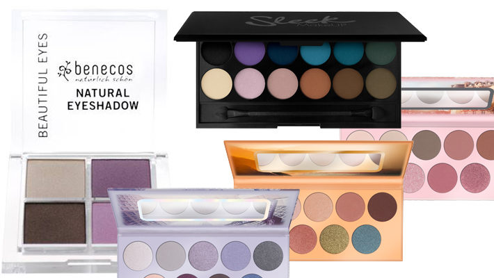 Best Make-Up Buys Under £10 eyes
