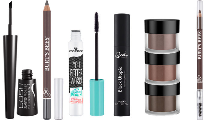 Best Make-Up Buys Under £10 pencils