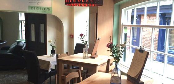 Bishops Bar And Bistro Howden RESTAURANT REVIEW