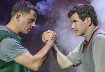 Blood brothers review bradford alhambra main