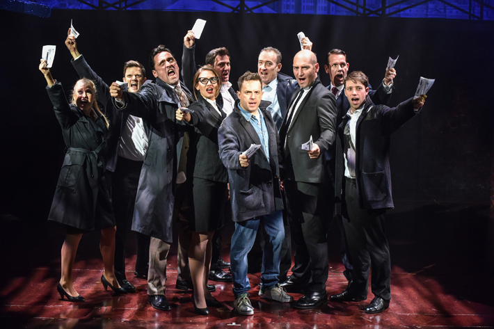 Blood brothers review bradford alhambra october 2021
