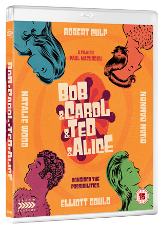 Bob and Carol and Ted and Alice Film Review cover