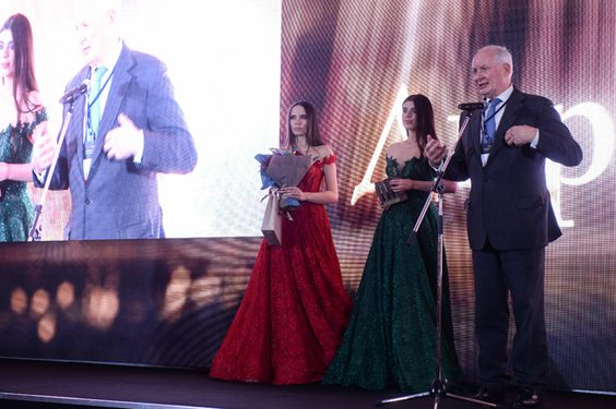 British Chairman wins the Russian Corporate Governance Award of the Year roger munnings