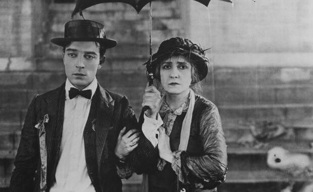 Buster Keaton 3 Films Volume 3 (Go West Our Hospitality College Review main