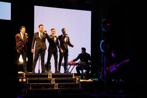 The Overtones Sheffield