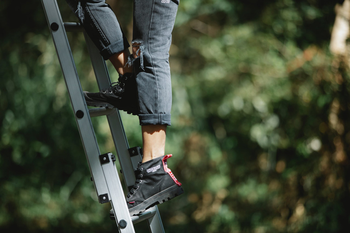 Camping Safety Tips for the Great Outdoors ladder