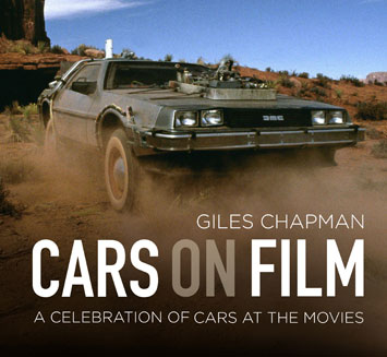 Cars on Film Giles Chapman book Review cover