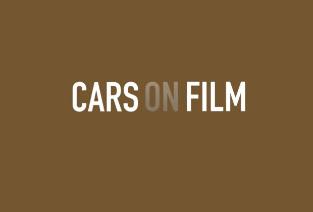 Cars on Film Giles Chapman book Review main logo