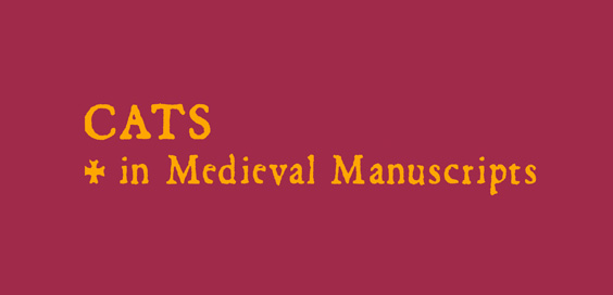 Cats in Medieval Manuscripts Kathleen Walker-Meikle book review logo main