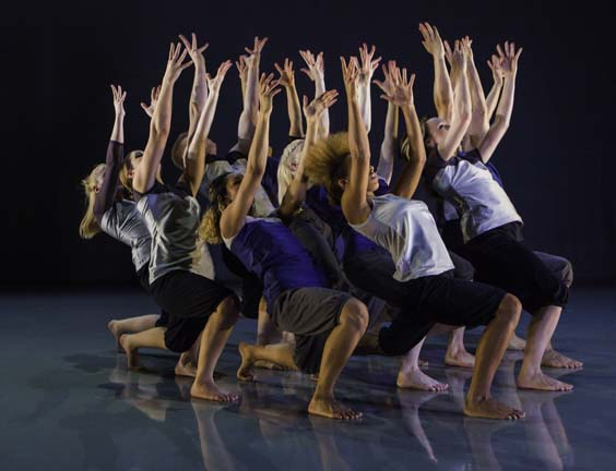 Celebration Gala for Nadine Senior MBE Review West Yorkshire Playhouse Northern School of Contemporary Dance Ocean