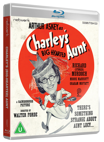 Charley's (Big-Hearted) Aunt Film Review cover
