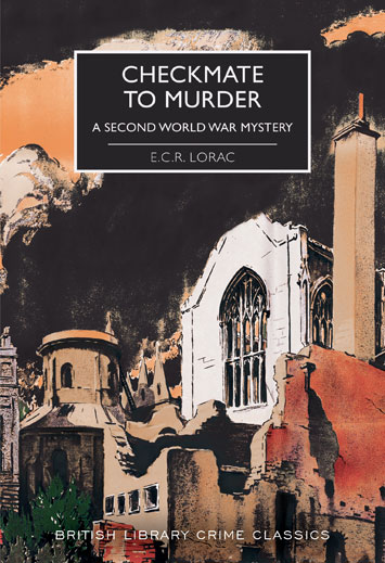 Checkmate to Murder by ECR Lorac book Review cover