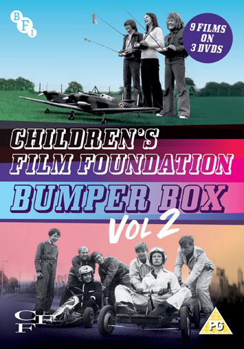 Children's Film Foundation Bumper Box Vol 2 cover