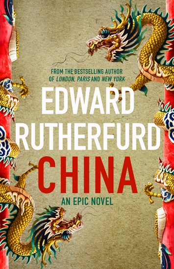 China by Edward Rutherfurd book Review cover