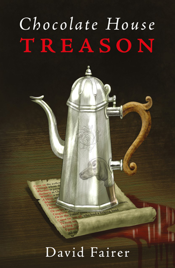 Chocolate House Treason David Fairer Book Review cover