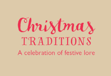 Christmas Traditions A Celebration of Festive Lore George Goodwin Book Review main logo