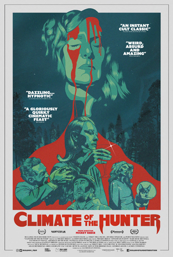 Climate of the Hunter Film Review poster
