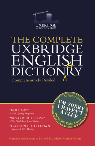 Complete Uxbridge English Dictionary book review cover