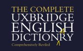 Complete Uxbridge English Dictionary book review logo