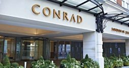 Conrad London St James Hotel Review exterior