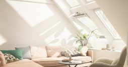 Control Your Roof Windows With Your Voice for a Healthier Living Environment velux room