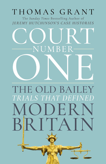 Court Number One by Thomas Grant Book Review cover