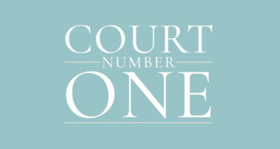 Court Number One by Thomas Grant Book Review main logo