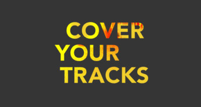 Cover Your Tracks by Claire Askew Book Review main logo