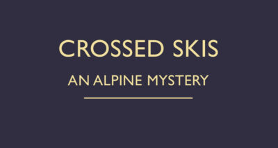 Crossed Skis Carol Carnac Book Review main logo