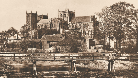 Curiosities of Ripon Cathedral main