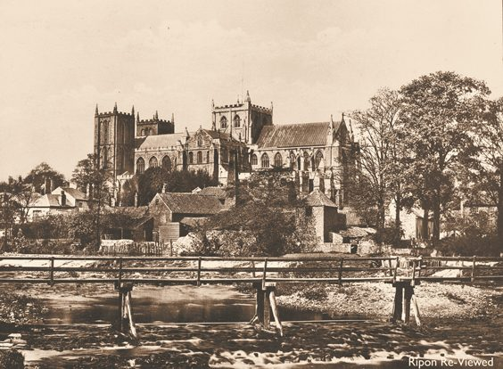 Curiosities of Ripon Cathedral victorian