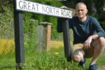 Cycling the Great North Road – Wetherby to Northallerton main