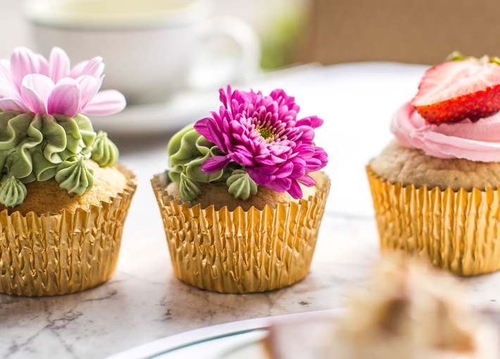 DIY Gifts to Treat Your Mum To This Mother's Day cupcakes