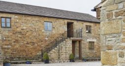 Dallow hall barns review exterior