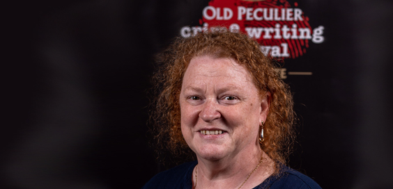 Dame Professor Sue Black interview harrogate writer