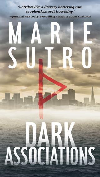 Dark Associations Marie Sutro Book Review cover