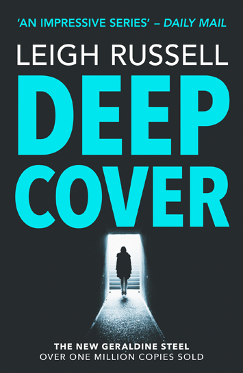 Deep Cover Leigh Russell book Review cover