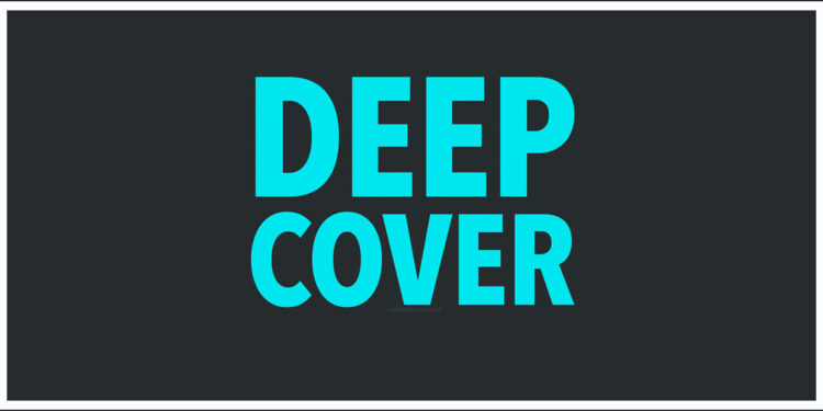 Deep Cover Leigh Russell book Review logo