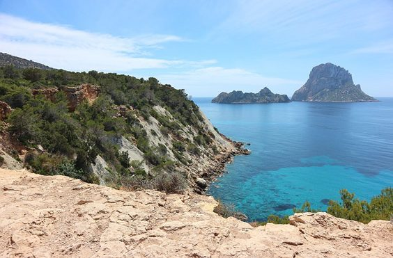 Discover the hidden paradise of Ibiza and Formentera scenery