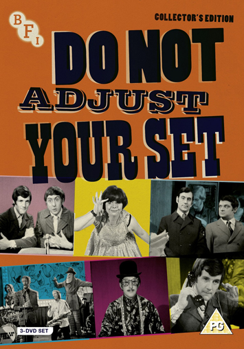 Do Not Adjust Your Set DVD Review cover