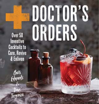 Doctor's Orders book review cocktails cover