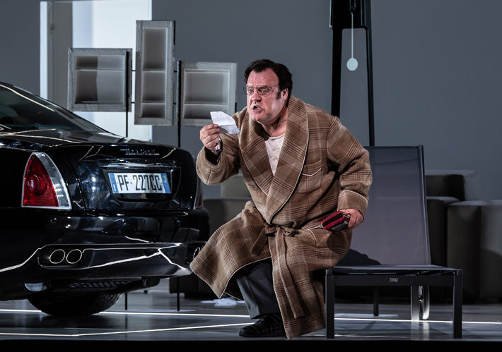 Don Pasquale Royal Opera Review Live Stream October 2019 bryn