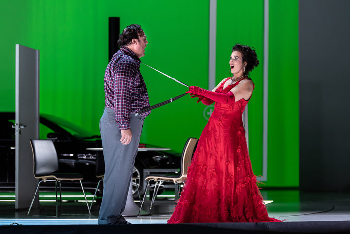 Don Pasquale Royal Opera Review Live Stream October 2019 bryn terfel