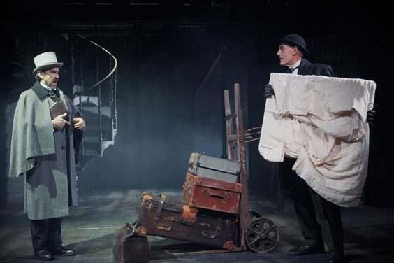 Dr Jekyll and Mr Hyde review bradford alhambra april 2018 eerie