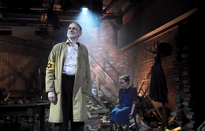 Dr Korczak's Example review leeds playhouse january 2020 stage