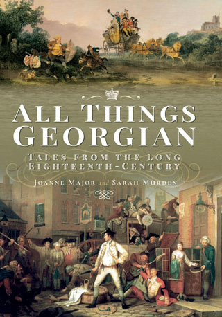 Dramatic Life of Jonathan Martin tanner all things georgian cover