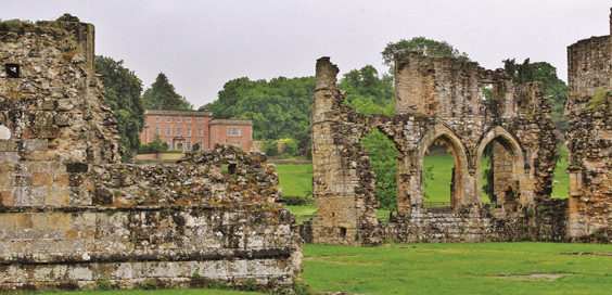 Easby Abbey richmond history main