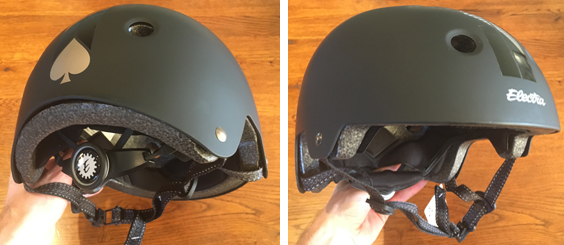 Electra Ace Urban Cycling Helmet Review pair