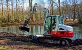 Equipment Rental digger