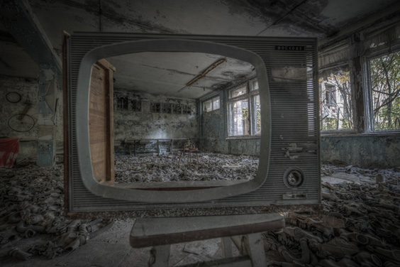 Examining the Chernobyl Excursion with StalkerWay tv